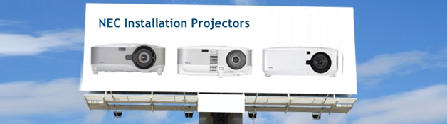 Fixed Installation Multimedia Projectors