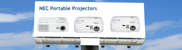 Portable Projectors in India